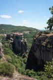 Meteora Rocks Royalty Free Stock Images
