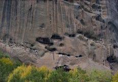 Meteora sketes Stock Images