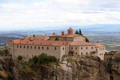 Free Meteora. St. Stephen S Monastery. Greece Royalty Free Stock Photo - 72385475