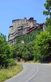 Meteora top monastery Royalty Free Stock Photography
