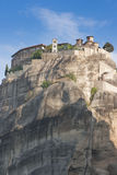 Meteora travel Royalty Free Stock Photography