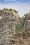 Meteora travel Royalty Free Stock Photography
