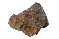 Meteorite Royalty Free Stock Images