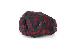 Meteorite. An image of a meteorite stock photos