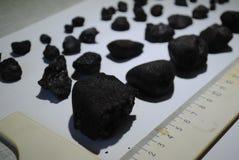 meteorite immagini stock
