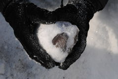 Meteorite Royalty Free Stock Photos