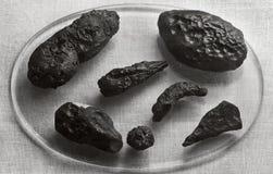 Meteorito fotografia de stock
