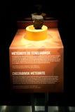 Meteorito de Cheliábinsk Fotografía de archivo libre de regalías