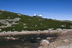 Meteorología Foto de archivo