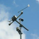 Meteorologia Fotografia Stock Libera da Diritti