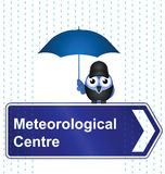 Meteorological Centre Royalty Free Stock Photo