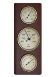 Meteorological instruments Stock Image