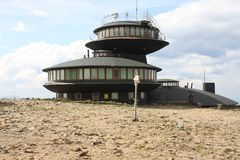 Meteorological observatory Stock Photos