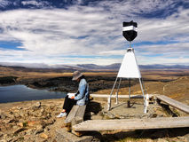 Meteorological Observatory stock photography