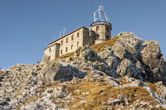 Meteorological observatory on Kasprowy Wierch - Ta Stock Images