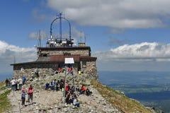 Free Meteorological Observatory, Kasprowy Wierch, Zakopane, Poland Royalty Free Stock Photos - 73498578