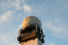 Meteorological station Stock Photos