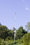 Meteorological station Royalty Free Stock Photography