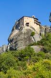 Meteoru monaster, Grecja, UNESCO Obrazy Royalty Free