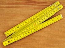 Meter royalty-vrije stock afbeeldingen