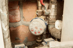 Meter dusty Royalty Free Stock Photography