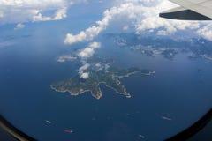 9000 Meter Höhenlandschaft Lizenzfreies Stockfoto