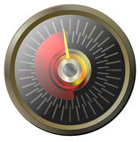 Meter Royalty Free Stock Photography