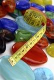 Meter met kleuren Royalty-vrije Stock Afbeeldingen