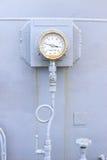 Meter pressure Stock Image