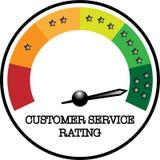 Meter rating star Stock Photos