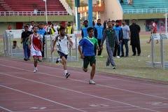 5000 Meter-Rennende Stockbilder