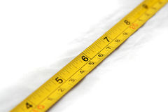 Meter ruler Stock Images
