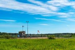 Meter-Standort Lizenzfreie Stockfotos