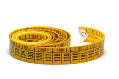 Meter Tape Royalty Free Stock Photography