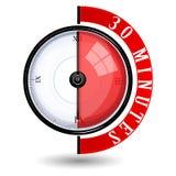 Meter watch Stock Image
