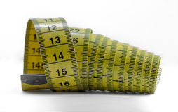 Meterband Royaltyfri Fotografi