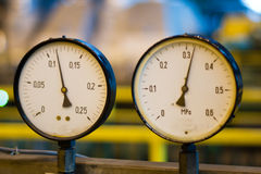 Meters Royalty Free Stock Images