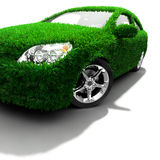 A metáfora do verde Foto de Stock Royalty Free