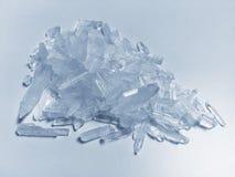 Meth de cristal Imagem de Stock Royalty Free