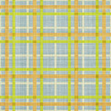 Metha limrosthip. Checkered tablecloth. Seamless plaid fabric pattern background Royalty Free Stock Images