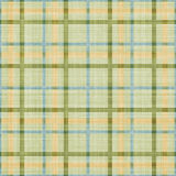 Metha limrosthip. Checkered tablecloth. Seamless plaid fabric pattern background Stock Photos