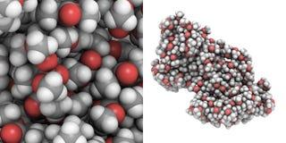 methacrylate metyl pmma poli- Obrazy Stock