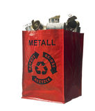 Methal Recycling Royalty Free Stock Images