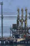Methane pipeline Stock Photos