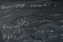 Methematics Stock Image