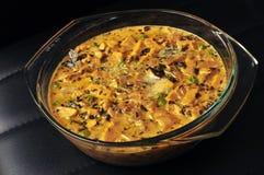 Methi Paneer, Indian dish Royalty Free Stock Image