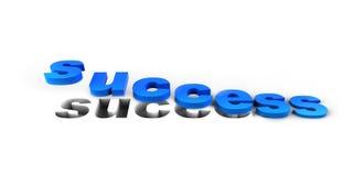 Methode zum Erfolg Lizenzfreies Stockfoto