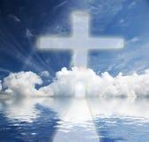 Methode zum Himmel, neue Lebensdauer Stockbild