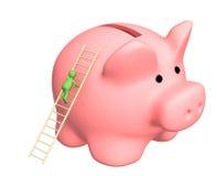 Methode zum Reichtum Lizenzfreies Stockfoto