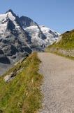 Methode zur Oberseite der Berge Lizenzfreies Stockfoto
